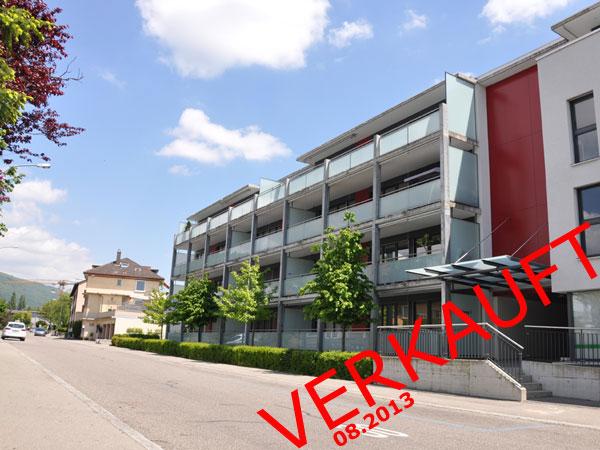 Schwellenfrei Wohnen in der attraktiven 2 ½ Zimmer-Eigentumswohnung!
