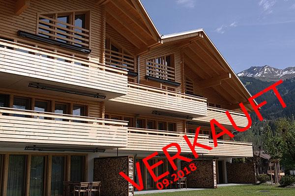 Lichtdurchflutete 3½ Zimmer Ferienwohnung mitten im schönen Ferienort Lenk!