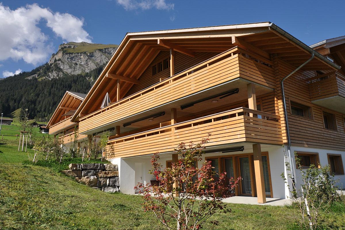 Chalets Alpsunne Lenk